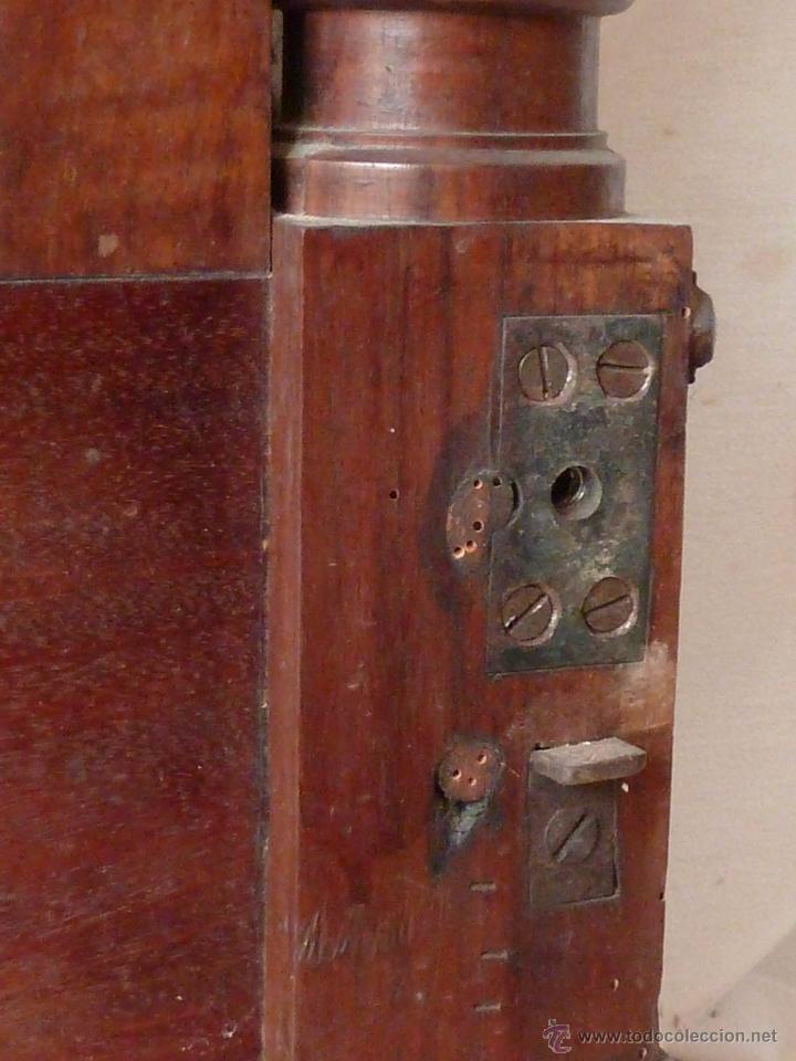 Antigüedades: CAMA ALFONSINA DE FINALES DEL S.XIX – COMPLETA – ANCHO 102 CM - Foto 17 - 50191409
