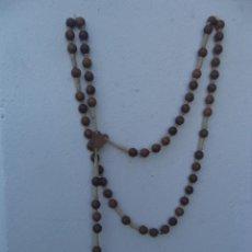 Antigüedades: ROSARIO DE PARED. Lote 50202447