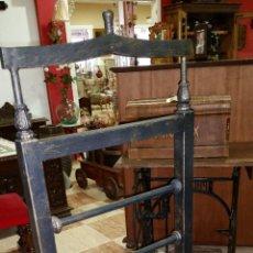 Antigüedades: GALAN DE NOCHE DE FORJA. Lote 50206339