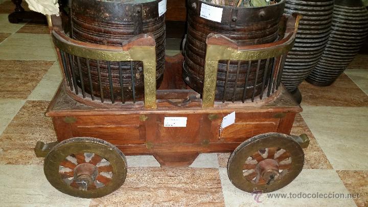 BOTELLERO (Antigüedades - Hogar y Decoración - Maceteros Antiguos)