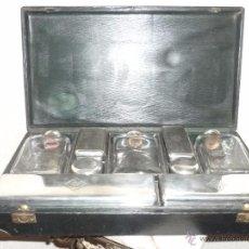 Antigüedades: INSTRUMENTAL MÉDICO, PROBABLEMENTE DEL DR MARIANO GÓMEZ ULLA. Lote 50214130