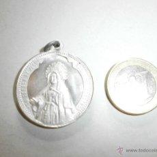 Antigüedades - medalla sta teresa de jesus - 50225115