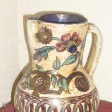 Antigüedades: JARRA DE CERÁMICA DE DANIEL ZULOAGA. Lote 50240177