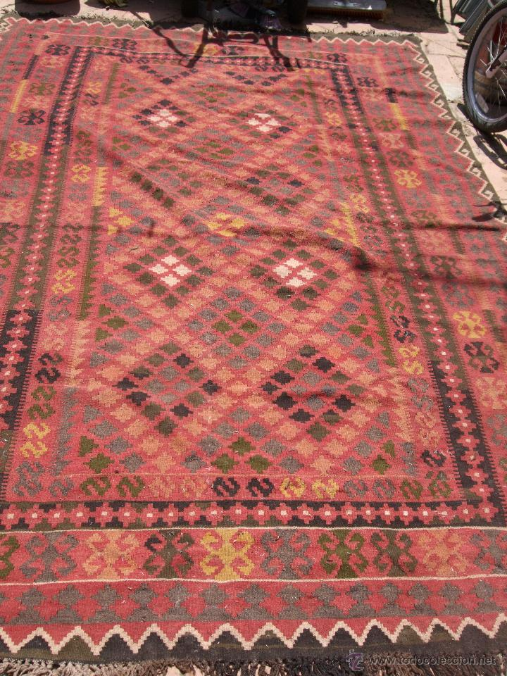 kilim afgano tejido a mano comprar alfombras antiguas