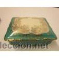 Antigüedades: CAJITA DE PORCELANA . Lote 50267597