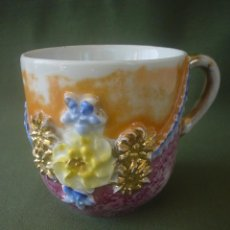 Antigüedades: TAZA DE CAFE. Lote 50291029