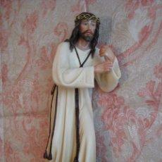 Antigüedades: CRISTO NAZARENO DE OLOT. Lote 50305476