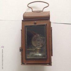 Antigüedades: FAROL FERROVIARIO TREN. Lote 50355331