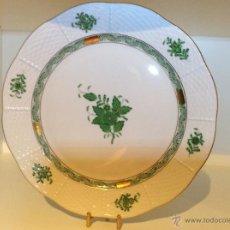 Antigüedades: PLATO HUNGARO SERIE LIMITADA. Lote 50368072