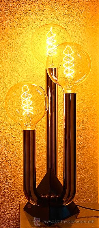 Antigüedades: LAMPARA ART DECO USA 1939 UNDERWRITERS LABORATORIES INC. - Foto 5 - 30184879