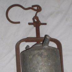 Antigüedades: ANTIGUO CARBURO MINA DE ALMADEN. Lote 50375189