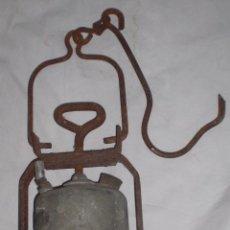 Antigüedades: ANTIGUO CARBURO MINA DE ALMADEN. Lote 50375208