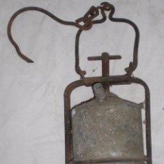 Antigüedades: ANTIGUO CARBURO MINA DE ALMADEN. Lote 50375222