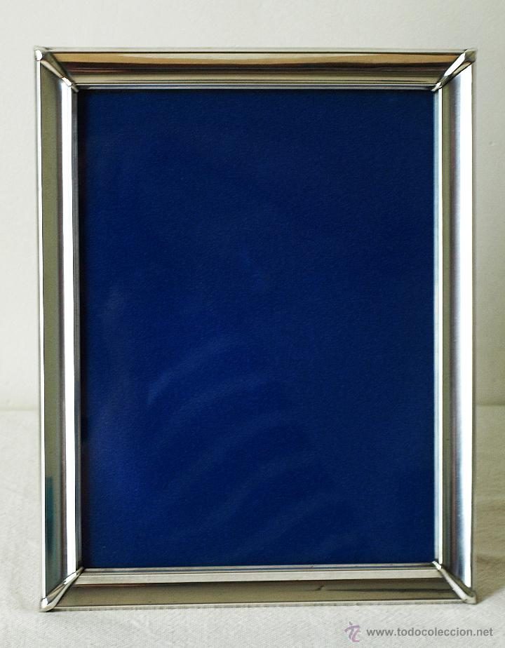 marco para foto de plata de ley contrastada. 22 - Comprar Plata de ...