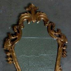 Antigüedades - ANTIGUO ESPEJO CORNUCOPIA - 50424092