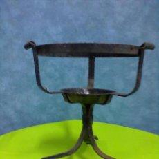 Antigüedades: MACETERO HIERRO PARA REPINTAR. Lote 50424923
