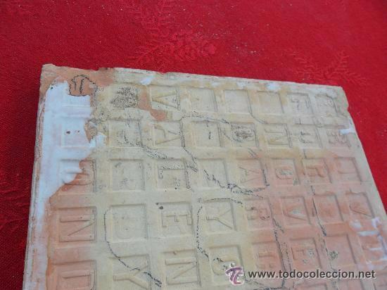 Antigüedades: Antiguo azulejo modernista - Valencia - Onda - Novella - Foto 5 - 50450975