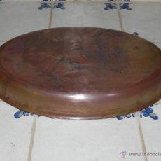 Antigüedades: ANTIGUA FUENTE DE COBRE. Lote 50458233