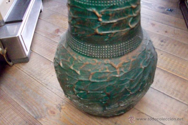 Antigüedades: ANTIGUO FLORERO DE CERAMICA - Foto 3 - 50465066