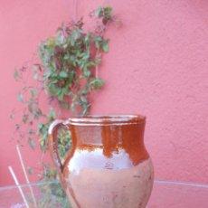Antigüedades: ANTIGUO POCILLO O JARRILLA DE BARRO COCIDO. Lote 50511849