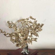 Antigüedades: ARBOL PLATEADO. Lote 50519357