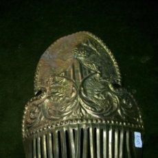 Antigüedades: PEINETA ESPAÑOLA, TRAJE POPULAR VALENCIANO.CA7. Lote 50525897