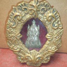 Antigüedades: RELICARIO ANTIGUO,ORIGINAL,BUEN ESTADO,COMPRADO EN UNA CASA,MUY BONITO,VER LA FOTO. Lote 50528766