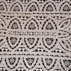 Antigüedades: ENCAJE VENECIANO - ANTIGUO TAPETE. Lote 50540258