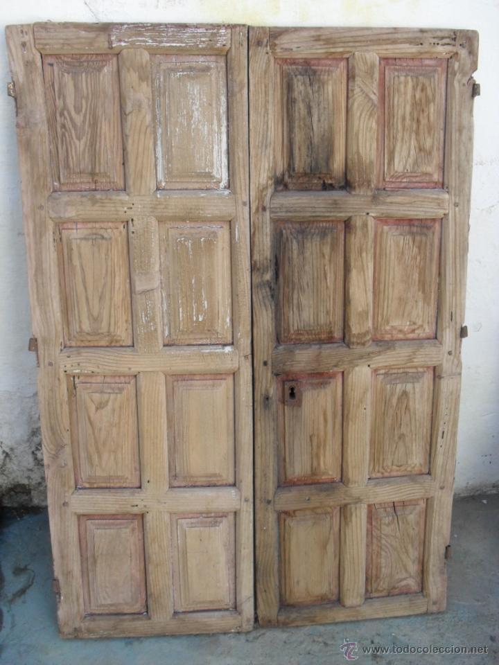 para restaurar antiguas puertas de cuarterones vendido On compra de puertas de madera antiguas