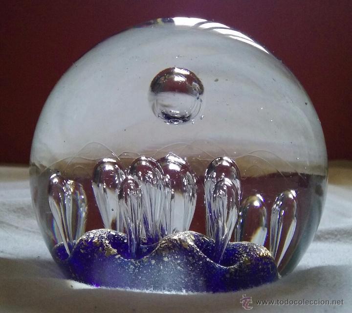 Antigüedades: Bolas de cristal pisapapeles - Foto 2 - 50570460