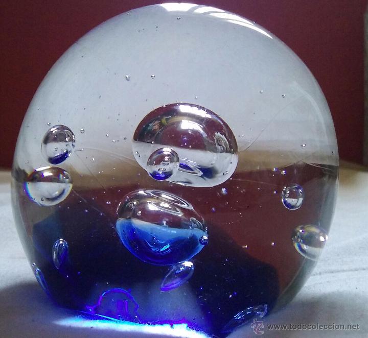 Antigüedades: Bolas de cristal pisapapeles - Foto 3 - 50570460