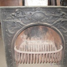 Antigüedades: ESTUFA SALAMANDRA. Lote 50575243