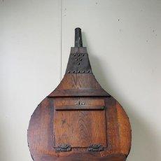 Antigüedades: FUELLE BOTELLERO ANTIGUO. Lote 50586546