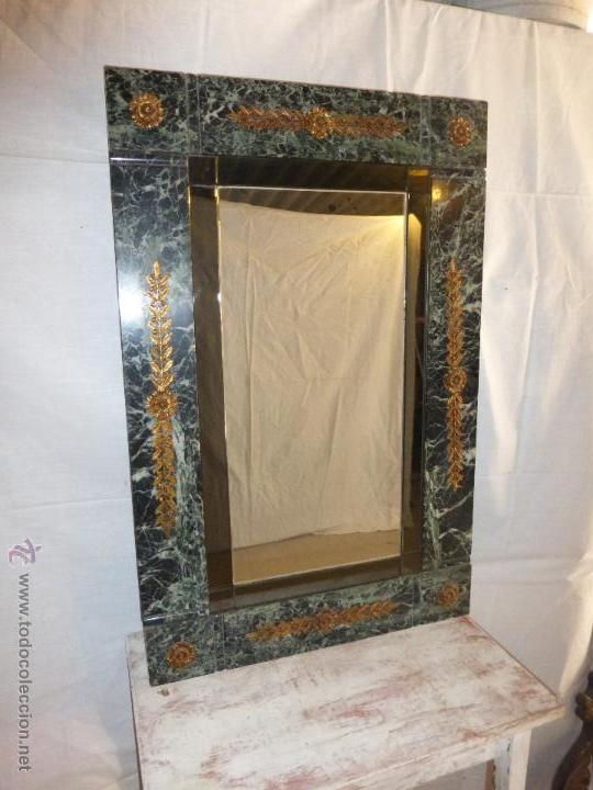 Espejo marco m rmol comprar espejos antiguos en - Marcos espejos antiguos ...