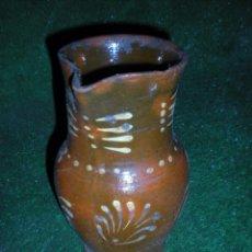 Antigüedades: JARRA DE VINO 14X20CM. Lote 50596656