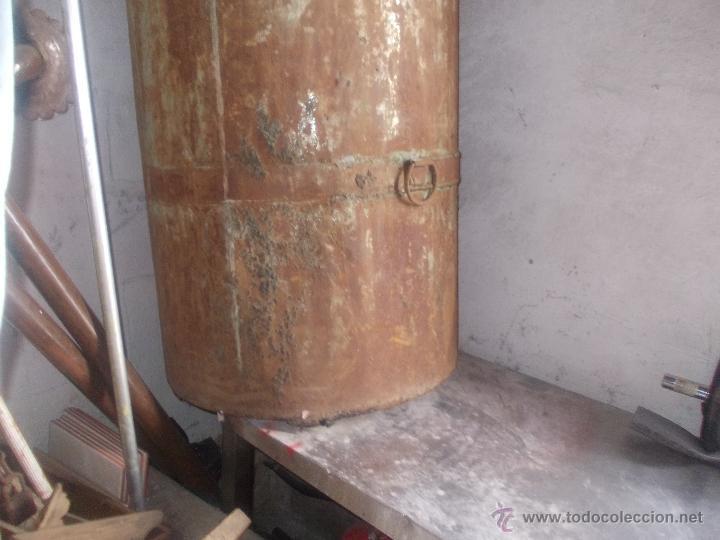 Antigüedades: zafra de la aceite antigua - Foto 3 - 50597472