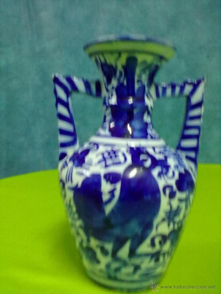 Antigüedades: JARRITA ASAS TALAVERA JARRONCITO - Foto 2 - 50622175