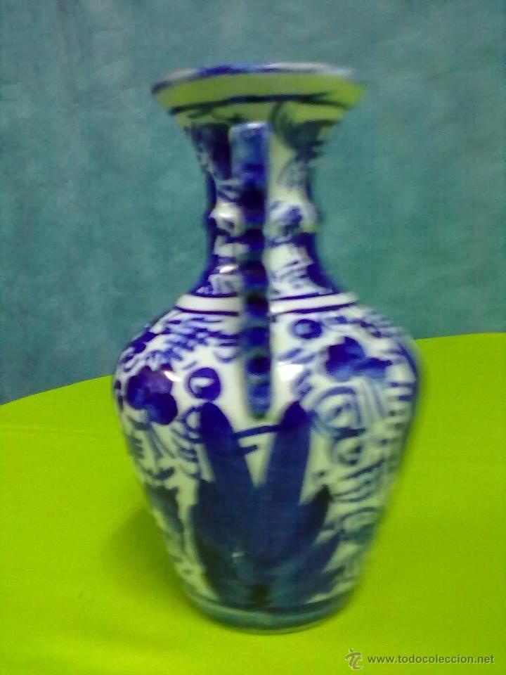 Antigüedades: JARRITA ASAS TALAVERA JARRONCITO - Foto 3 - 50622175