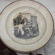 Antigüedades: PLATO DE CARTAGENA. Lote 50677664