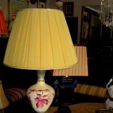 Antigüedades: BELLA LAMPARA INGLESA. Lote 50682310