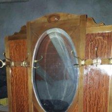 Antigüedades: ANTIGUO RECIBIDOR SOBRERERO PARAGUERO. Lote 50716929