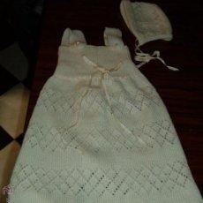 Antigüedades: FALDÓN DE FINA LANA. Lote 50727648