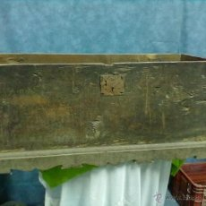 Antigüedades: ARCA PINO ARCON PARA RESTAURAR. Lote 50729314