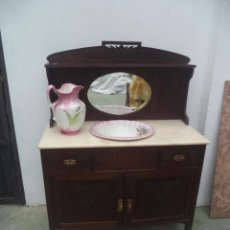 Antigüedades: MUEBLE DE BAÑO. Lote 50729662