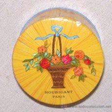 Antigüedades: POLVERA DE LOS AÑOS 40 HOUBIGANT. Lote 50740842