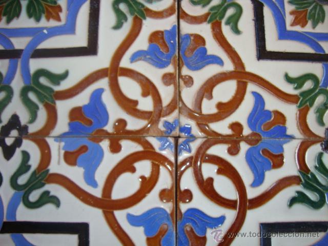 Antigüedades: Azulejos Ramos rejano (TRIANA) - Foto 2 - 50770915