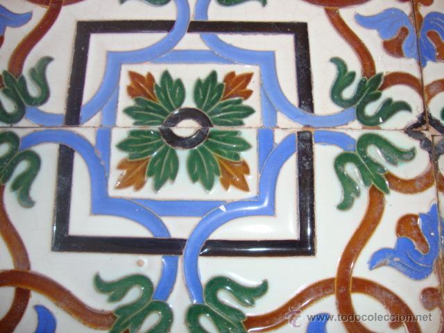 Antigüedades: Azulejos Ramos rejano (TRIANA) - Foto 3 - 50770915