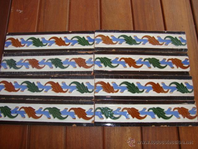 AZULEJOS RAMOS REJANO (TRIANA) (Antigüedades - Porcelanas y Cerámicas - Triana)