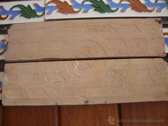Antigüedades: Azulejos Ramos rejano (TRIANA) - Foto 2 - 50770974