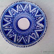 Antigüedades: PLATO SANGUINO. Lote 50781204